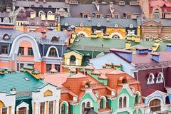 Escena urbana Foto de archivo libre de regalías