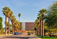Escena urbana céntrica de Phoenix Imagen de archivo