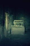 Escenario del horror Imagenes de archivo