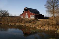 Escenas de la granja de Tennessee imagen de archivo libre de regalías