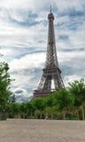 Escenas h de la torre Eiffel imagen de archivo