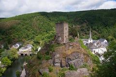 Esch-sur sicher, Luxemburg Stockfotografie