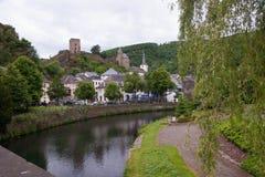 Esch-sur sicher, Luxemburg Stockbilder