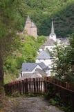 Esch-sur sicher, Luxemburg Lizenzfreie Stockbilder