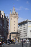 Eschenheim Tower Royalty Free Stock Image