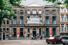 Escher Museum in The Hague Stock Photos