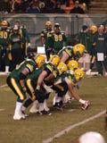 Eschimesi di Edmonton contro B.C. i leoni 2 Fotografia Stock