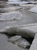 Esclarecimento do rio 2 Imagem de Stock Royalty Free