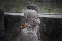 Esclavo Imagen de archivo libre de regalías