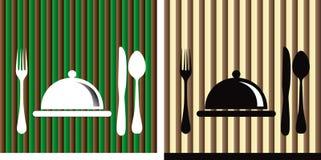 Escluda l'illustrazione VE delle donne del caffè del salotto del ristorante Immagini Stock