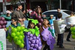 Escobar, Argentina, otto luglio due mila e sedici Childre Fotografia Stock