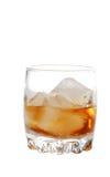 Escocês isolado nas rochas Imagem de Stock Royalty Free