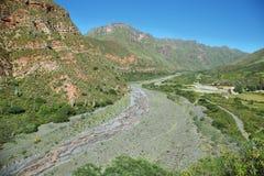 Escoipe Gorge (Quebrada de Escoipe) Royalty Free Stock Photos