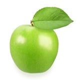Escoja una manzana verde Imagen de archivo
