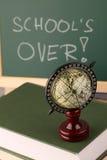 A escola acaba-se Imagem de Stock
