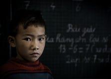 Escola da criança Foto de Stock Royalty Free