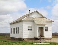 Escola de Amish imagens de stock