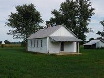 Escola de Amish--Tennessee foto de stock
