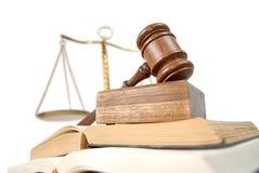 Escola de direito Imagem de Stock Royalty Free