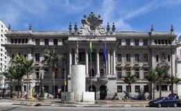 Escola de direito Sao Paulo Brasil Imagens de Stock Royalty Free