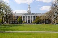 Escola de Negócios de Harvard Fotos de Stock