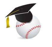 Escola de treinamento do basebol Fotos de Stock Royalty Free