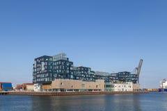 Escola do International de Copenhaga Imagem de Stock Royalty Free