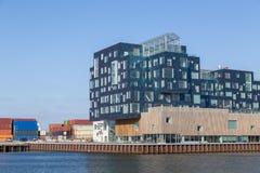 Escola do International de Copenhaga Foto de Stock
