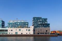 Escola do International de Copenhaga Foto de Stock Royalty Free