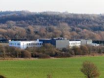 A escola livre do alcance, pista longa, extremidade do moinho, Rickmansworth fotografia de stock