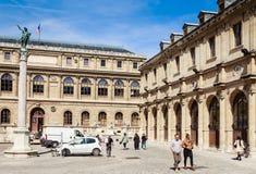 Escola nacional das belas artes paris Foto de Stock