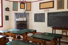 Escola pioneira, Austrália imagem de stock royalty free