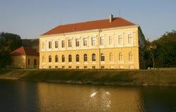 Escola primária & x22; ‡ Do iÄ do ¾ de Vuk KaradÅ & x22; , Zrenjanin Imagem de Stock