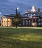 Escola secundária da central de Whitesboro imagem de stock royalty free