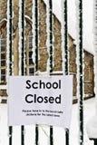 Escolas para fora Imagem de Stock