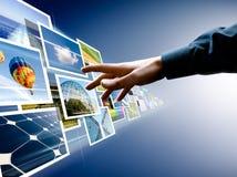 Escolha do córrego das imagens Fotografia de Stock