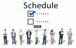 Escolhas da lista de verificação para fazer o conceito da avaliação da auditoria Imagem de Stock Royalty Free