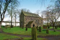 Escombe kyrka Fotografering för Bildbyråer