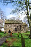 Escombekerk Royalty-vrije Stock Fotografie