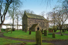 Escombekerk Stock Afbeelding