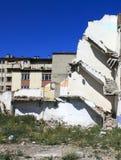 escombros Fotografía de archivo libre de regalías