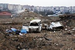 escombros Fotos de archivo