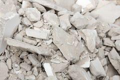 Escombros imagen de archivo