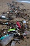 Escombros marinas Imagen de archivo