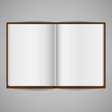 Esconda el libro abierto Imágenes de archivo libres de regalías