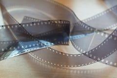 Esconda la película de 35m m Imágenes de archivo libres de regalías
