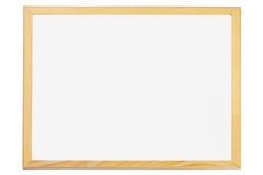 Esconda a la tarjeta blanca imagen de archivo libre de regalías