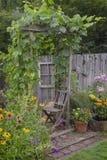 Esconderijo do quintal Fotografia de Stock Royalty Free