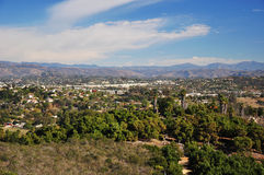 Escondido,加利福尼亚 免版税库存图片