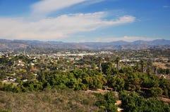 Escondido, Калифорния Стоковые Изображения RF
